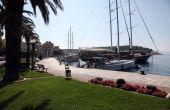 Makarska - Uferpromenade