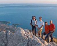 Wandern Makarska