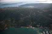 Luftaufnahme Marina & Vinisce