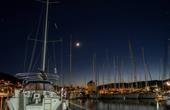 Marina - Segeljachten & Sternenhimmel