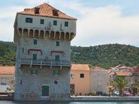 Wehrturm des Kastells - Marina
