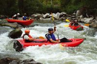 Rafting - Fluss Cetina