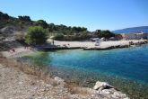 Kristallklares Wasser am Kava Strand bei Okrug Donji