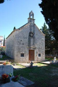 Kirche St. Theodore Okrug Gornji