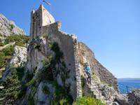 Omis - Festung Mirabella