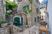 Omis - old town