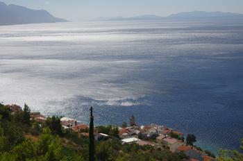 Traumhafter Panoramablick auf Pisak