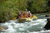 Pisak - Rafting Cetina
