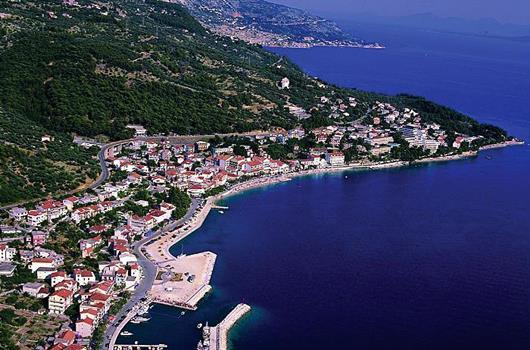 Podgora - Dalmatien - Kroatien
