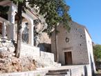 Die Kirche Prizidnica - Außenansicht