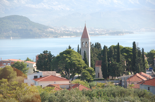 Slatine in Kroatien