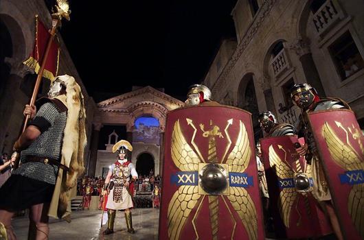 Split - Spuren der Römer