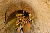 Split - Diokletianpalast - Kellergewölbe