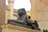 Split - Palast Diokletian - Sphinx Statue