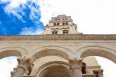 Split - Diokletian Palast - Sv. Duje