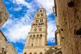 Split - Dioketian Palast - Turm Sv. Duje