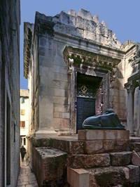 Split - Tempel des Jupiter