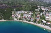 Stanici, Kroatien - Luftaufnahme