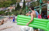 Strandurlaub Stanici