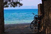 Insel Brac - Supetar, Sutivan, Milna - Radfahren