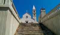 Insel Brac, Supetar - Kirche Maria Verkündigung