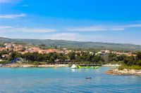 Insel Brac, Supetar - Strand Banj