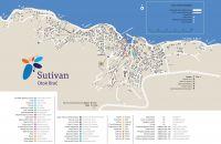 Karte Sutivan
