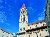 Die Kathedrale St. Laurentius (Sv. Lovre)
