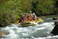 Trogir - Raftingausflug Fluss Cetina