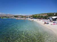 Strand von Okrug Gornji - Trogir