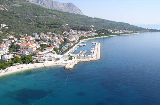 Tucepi - Mitteldalmatien - Kroatien