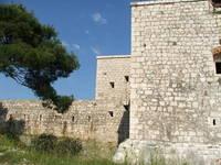 Vis Festung St. George