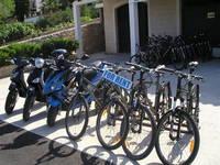 Fahrradverleih in Vrboska