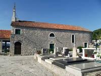 Betina - Kirche Hl. Maria von Gradina
