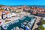Betina - Hafen & Zentrum