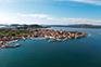 Betina - Meer & Stadthafen