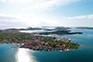 Luftaufnahme Betina, Kaps Artic