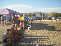 Bibinje - Beachvolleyball Strand Punta Bibinje