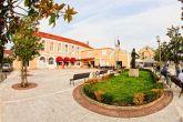 Bibinje - Platz Dr. Franje Tudmana