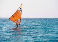 Bibinje - Windsurfing
