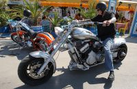 Biograd - Croatia Harley Days