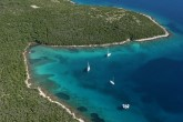 Bucht Insel Molat