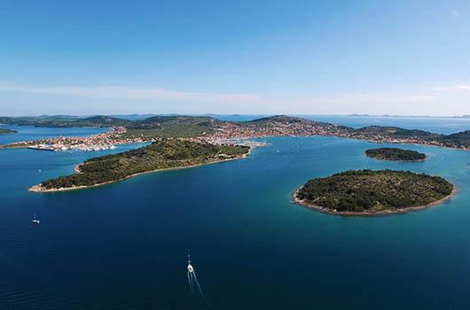 Insel Murter - Dalmatien, Kroatien