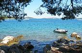 Glasklares Meer, Insel Murter