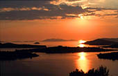Sonnenuntergang, Murter
