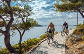 Radtour Insel Murter