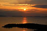 Sonnenuntergang Murter
