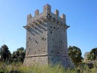 Insel Olib Wachturm