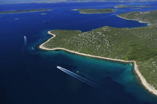 Insel Pasman - Dalmatien, Kroatien