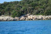 Insel Silba - FKK Strand